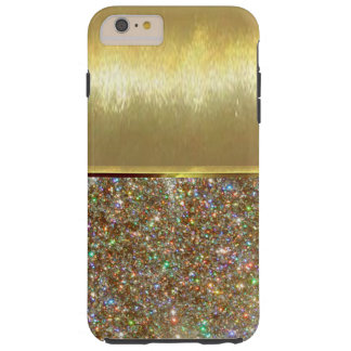 Luxury Cool Shell Gold Design Case