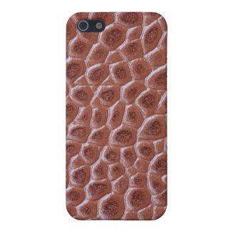 Luxury crocodile leather Case