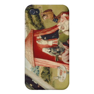 Luxury, detail from The Table of the Seven Case For iPhone 4