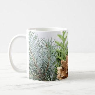 Luxury Elegant Christmas Winter Mug