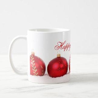 Luxury Elegant Winter Holiday Mug