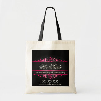 Luxury Event Planner Tote Bag