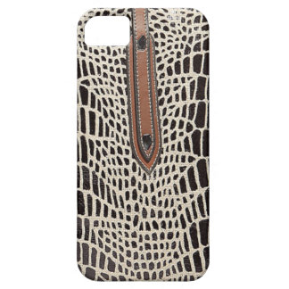 luxury fashion leather skin  VOL8 iPhone 5 Cover