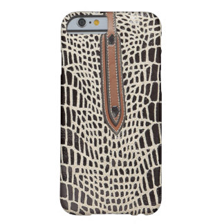 luxury fashion leather skin VOL8 iPhone 6 Case