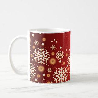 Luxury Gold Christmas Spirit Mug