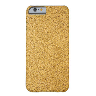 Luxury golden barely there iPhone 6 case