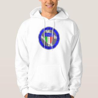 Luxury Italian Soccer world champions logo Hoodie