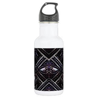 Luxury Jewels Digital Pattern Water Bottle