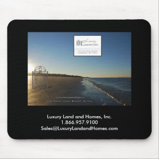 Luxury Land and Homes MOUSE PAD