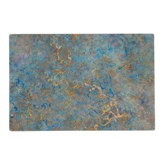 Luxury Lapis Lazuli Marble Placemat
