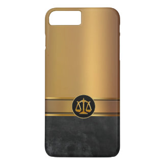 Luxury Men's Attorney Theme iPhone 7 Plus Case