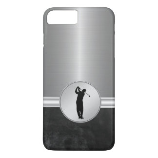 Luxury Men's Golf Sports iPhone 8 Plus/7 Plus Case