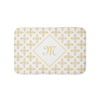 Simple Huntington Monogrammed Entry Mat  Frontgate