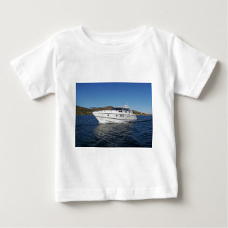 Luxury Motor Boat Baby T-Shirt