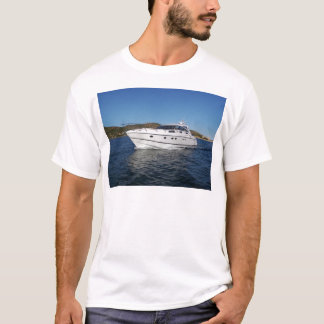 Luxury Motor Boat T-Shirt
