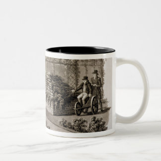 Luxury of Gardens, from 'Fragments on the Theory a Two-Tone Coffee Mug