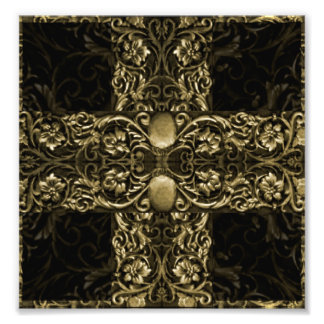 Luxury Ornamental Artwork Photograph