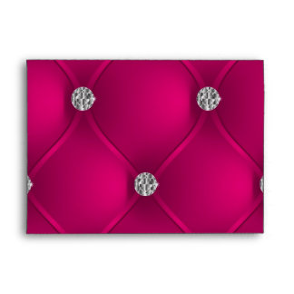Luxury pattern with dimaonds Envelope