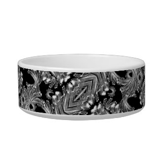 Luxury Patterned Modern Baroque Bowl