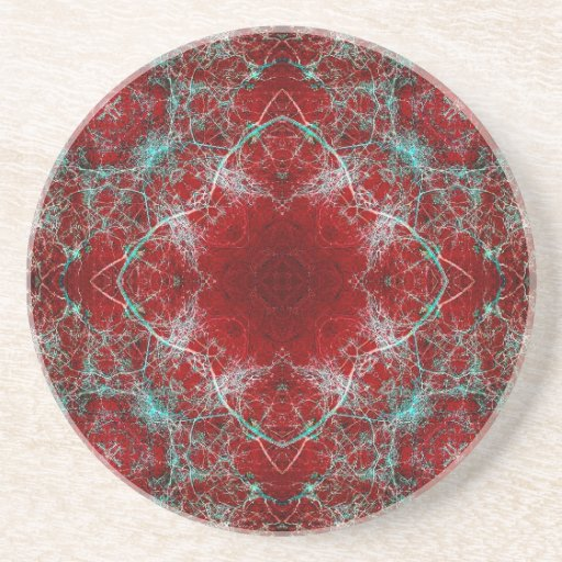 Luxury Relic Art Coaster