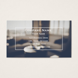 Luxury Rental Property Business Cards