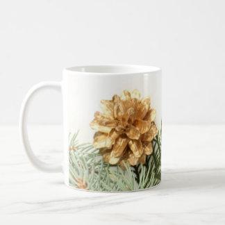 Luxury Romantic Christmas Winter Mug