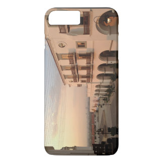 Luxury Themed, A Picture Of A Luxury Hotel And Its iPhone 7 Plus Case
