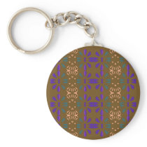 Luxury vint. Ornaments Keychain