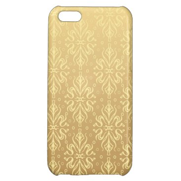 Luxury Vintage Pattern 2 Case For iPhone 5C