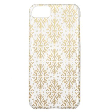 Luxury Vintage Pattern Case For iPhone 5C