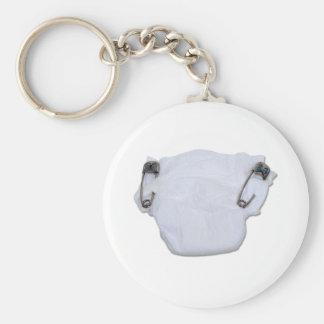 LuxuryBaby090810 Basic Round Button Keychain