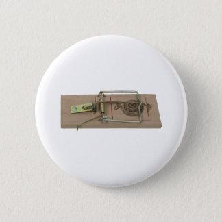 LuxuryTrap062109 Pinback Button
