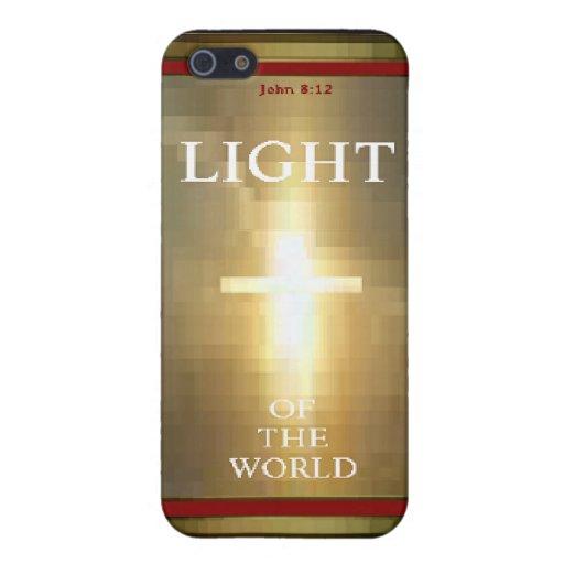 Luz 2 iPhone 5 fundas