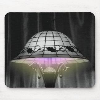 luz artificial coloreada alfombrillas de raton
