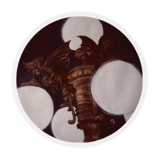 Luz artificial de demonios obleas para galletas