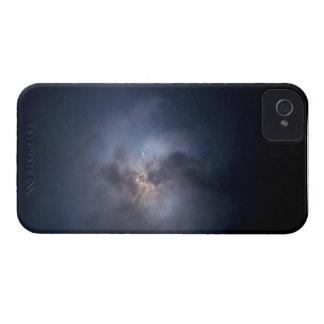 Luz blanca en la distancia Case-Mate iPhone 4 fundas