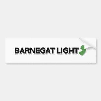 Luz de Barnegat, New Jersey