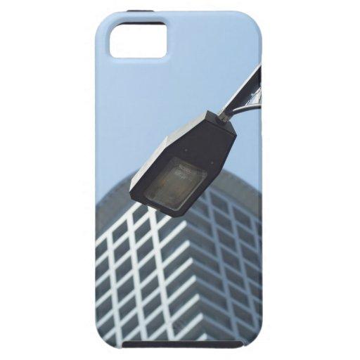 Luz de calle funda para iPhone SE/5/5s
