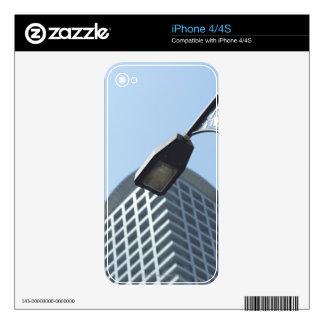 Luz de calle skin para el iPhone 4