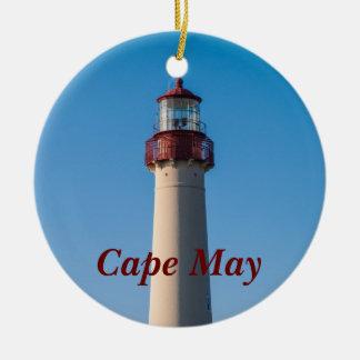 Luz de Cape May Adorno Para Reyes