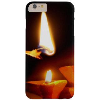 Luz de Diwali Funda De iPhone 6 Plus Barely There