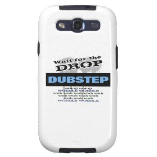 Luz de Dubstep Galaxy S3 Cárcasas