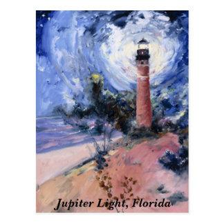 Luz de Júpiter, la Florida Tarjetas Postales