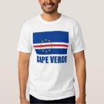 Luz de la bandera de Cabo Verde Playeras