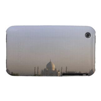 Luz de la madrugada en la bóveda del Taj Mahal iPhone 3 Case-Mate Cobertura