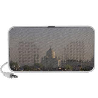 Luz de la madrugada en la bóveda del Taj Mahal Mini Altavoz