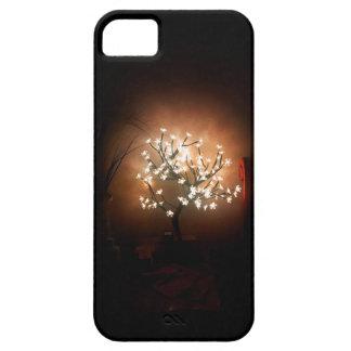 Luz de la noche iPhone 5 Case-Mate protector