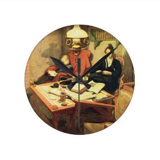 """Luz de la tarde, pub. en """"Lasst Licht Hinin"""" (""""dej Reloj Redondo Mediano"""