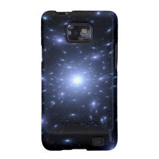 Luz de las estrellas galaxy SII carcasas