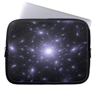 Luz de las estrellas fundas portátiles